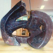 Laura Kok - Fraction interaction - steen - 35cm