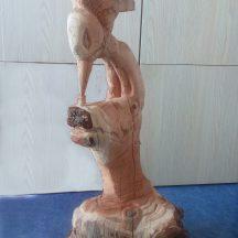 Laura Kok - Totem - hout - 100cm